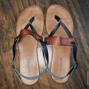 Maurcies Brand Sandals
